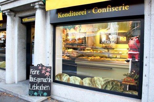 Bäckerei-Konditorei zur Kettenbrücke Aarau